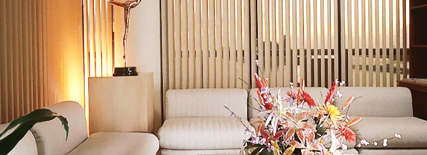 Cortina ou persiana entenda as vantagens de cada uma e - Cortinas tipo persiana ...