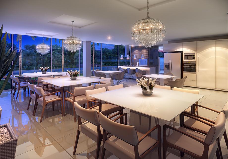 Medidas de eficiência energética Lumina Residence